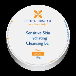 Sensitive Skin Cleansing Bar 150g CSR0107 WEB